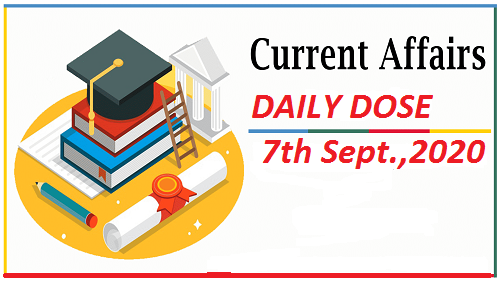 CURRENT AFFAIRS DAILY DOSE